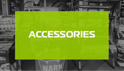 truck and jeep accessories in Warner Robins, GA